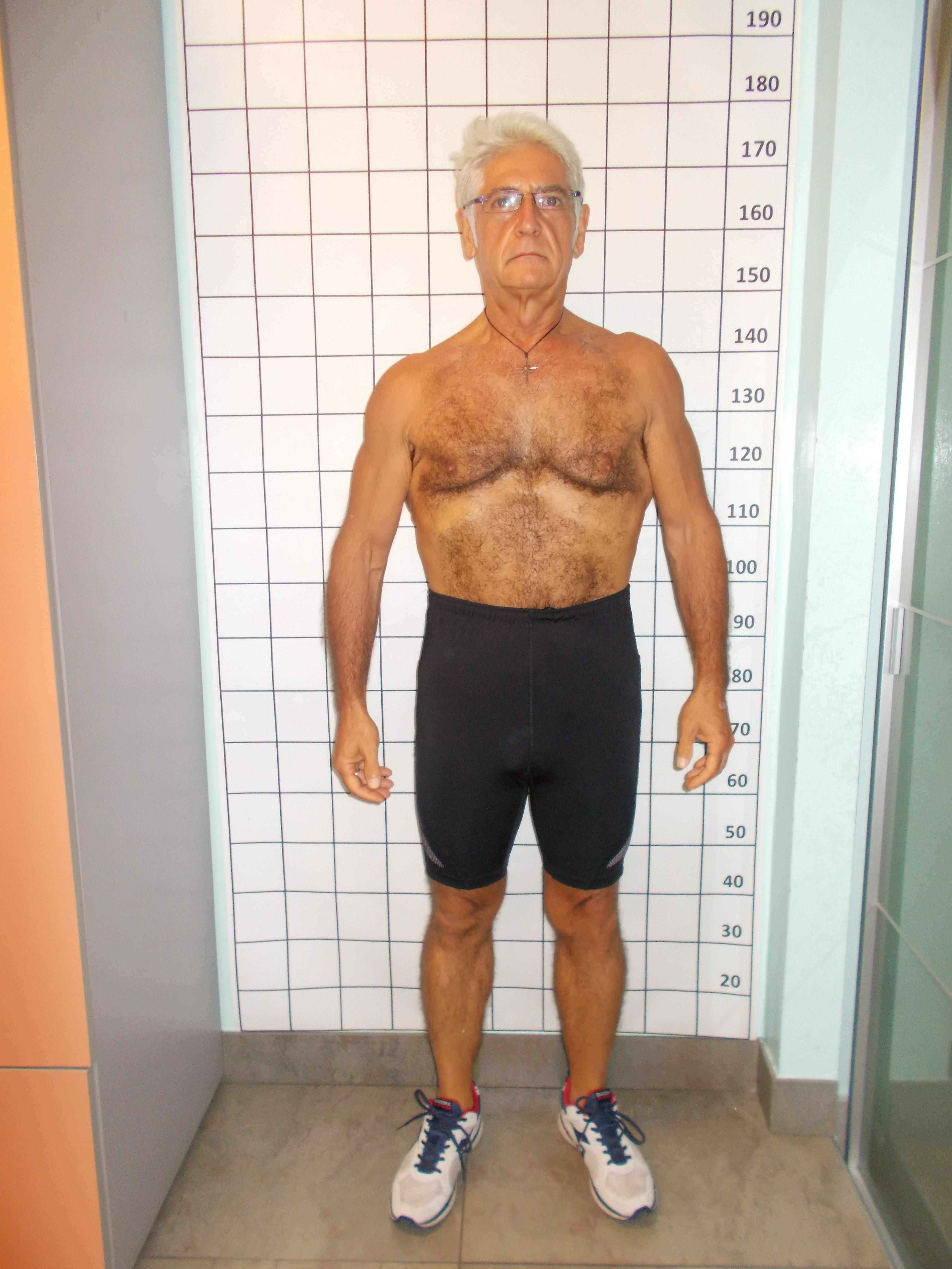 VIVERE SNELLA MEDICAL: PAOLO FOSCHINO PERSI 50 kg E 131 cm!