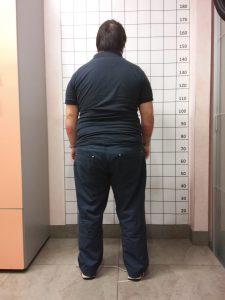 VIVERE SNELLA MEDICAL: ROBERTO STAMPA, PERSI 21 kg E 56 cm!