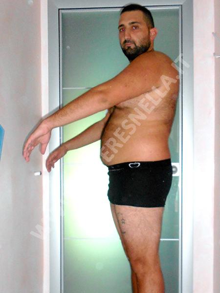 VIVERE SNELLA MEDICAL: MIRKO ALFANO PERSI 32 kg E 100 cm IN 6 MESI!